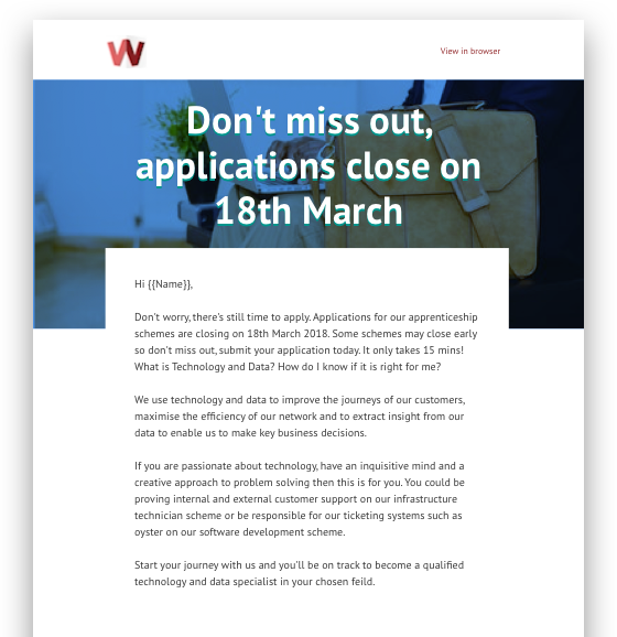 branded email templates
